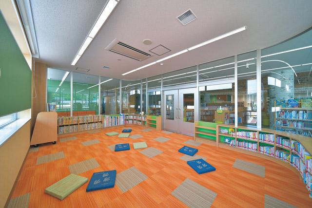 久慈市立図書館